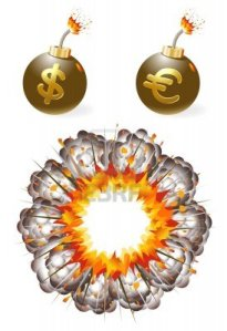 12031067-set-of-ignited-bombs-with-currency-symbols-and-explosion