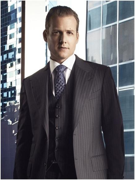 b0e90b4e89e How to dress for success   Lessons from Harvey Spector