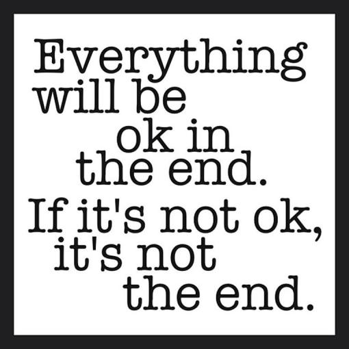 If Its Not Ok Its Not The End Quote Motivation Tony Evans Tokyo
